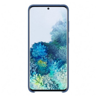 Husa Samsung Silicone Cover EF-PG980TNEGEU Galaxy S20 Navy Samsung - 3