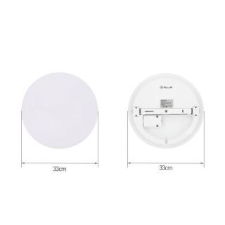 Plafoniera LED Tellur Smart WiFi 24W Lumina Alba/Calda Rotunda White Tellur - 4