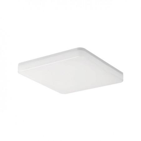 Plafoniera LED Tellur WiFi Smart 24W Lumina Alba si Calda Patrata White Tellur - 1
