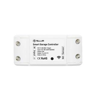 Kit Control Usa Garaj Tellur WiFi White Tellur - 3