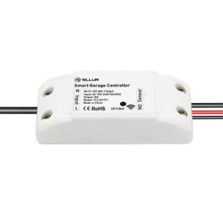 Kit Control Usa Garaj Tellur WiFi White Tellur - 4