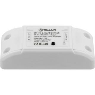 Intrerupator Smart Tellur  WiFi  De Linie 2200W White Tellur - 1