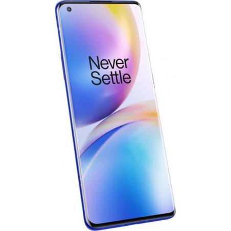 Telefon mobil OnePlus 8 Pro Dual Sim 256GB 12GB RAM 5G Ultramarine Blue OnePlus - 1