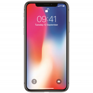 Telefon mobil Apple iPhone X 64GB 4G A Grade Black Refurbished Apple - 1