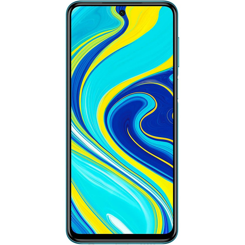 Telefon mobil Xiaomi Redmi Note 9S Dual Sim 128GB 6GB RAM Aurora Blue Xiaomi - 1