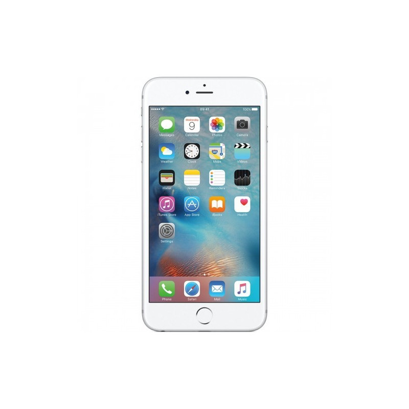 Telefon Mobil Apple iPhone 6S 32GB A Grade Silver Refurbished Apple - 1