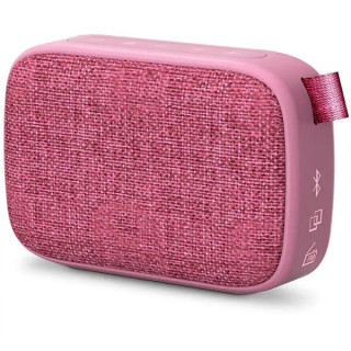 Boxa portabila ENERGY SISTEM Fabric Box 1+ Pocket ENS446445 Bluetooth Radio FM Grape Energy Sistem - 1