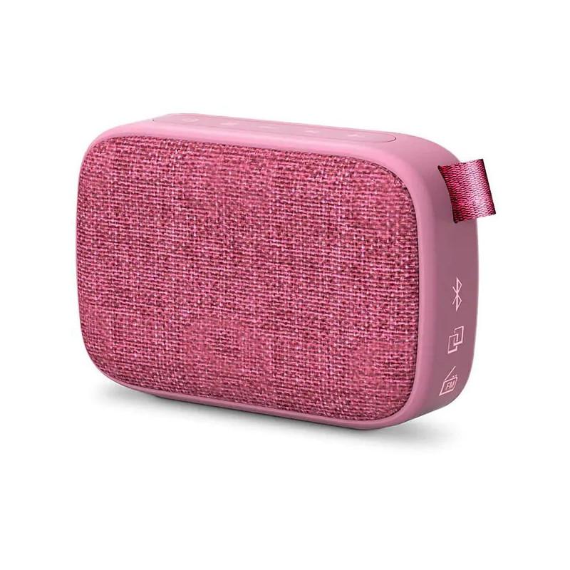Boxa portabila ENERGY SISTEM Fabric Box 1+ Pocket ENS446445 Bluetooth Radio FM Grape Energy Sistem - 1