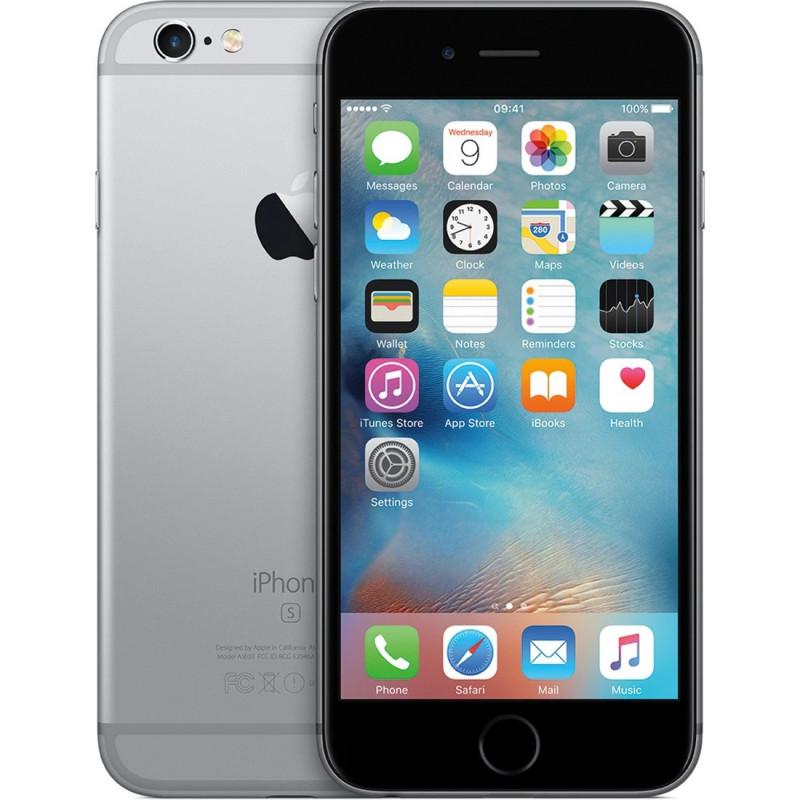 Telefon Mobil Apple iPhone 6S 16GB A Grade Space Gray Refurbished Apple - 1
