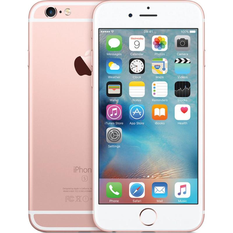Telefon Mobil Apple iPhone 6S 16GB A Grade Rose Gold Refurbished Apple - 1
