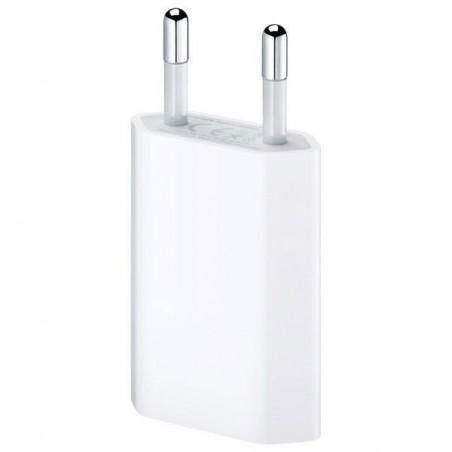 Incarcator retea Apple MD813ZM/A A1400 5W USB Blister White Apple - 1
