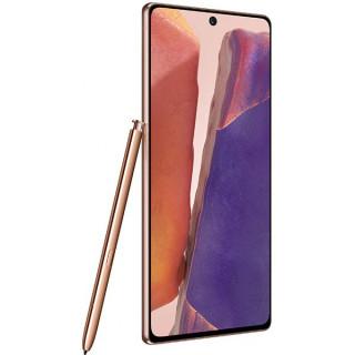 Telefon mobil Samsung Galaxy Note 20 N981B Dual SIM 256GB 8GB RAM 5G Bronze EU Samsung - 1