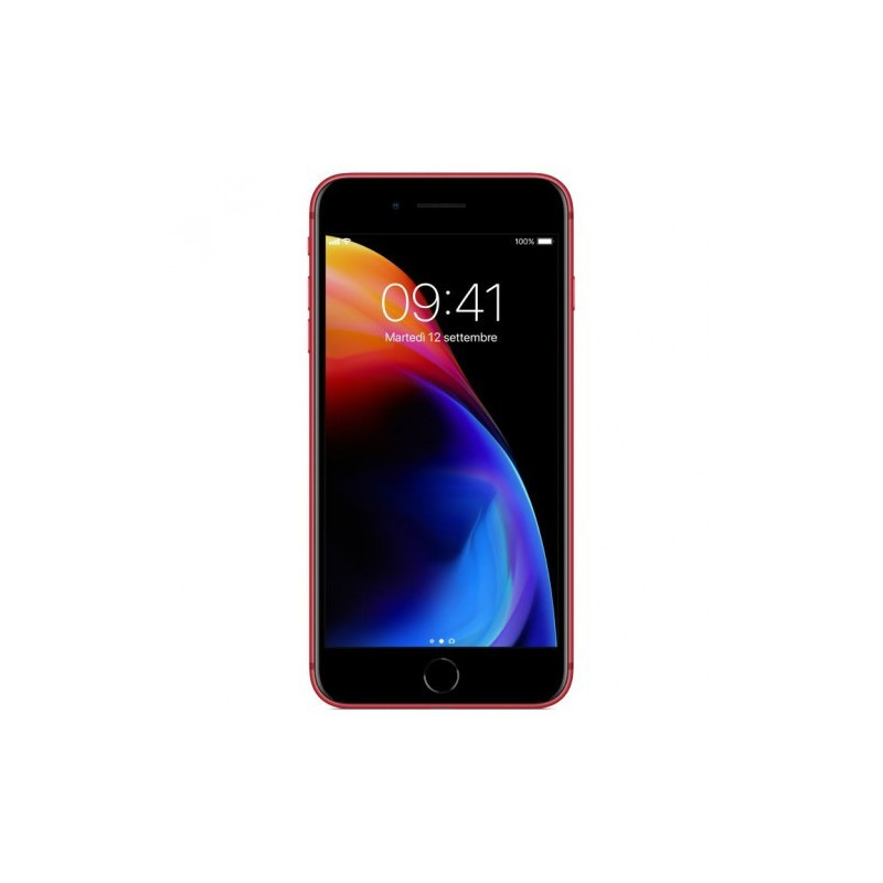 Telefon Mobil Apple iPhone 8 64GB 4G A Grade Red Refurbished Apple - 1