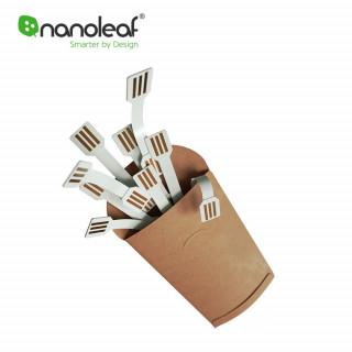 Set 9 Conectori Flexibili Nanoleaf Canvas Flex Linkers Nanoleaf - 1