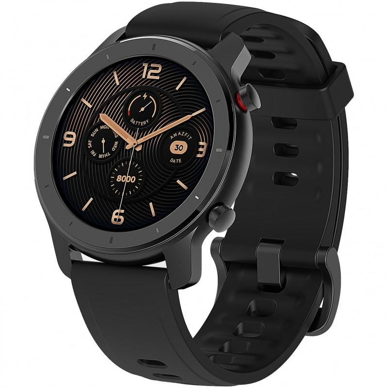 Smartwatch Xiaomi Amazfit GTR 42mm Starry Black Amazfit - 1