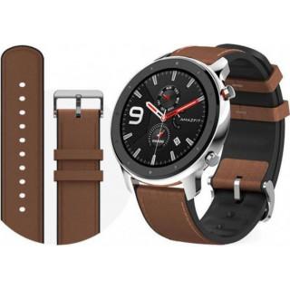 Smartwatch Xiaomi Amazfit GTR 47mm Stainless Steel Amazfit - 3