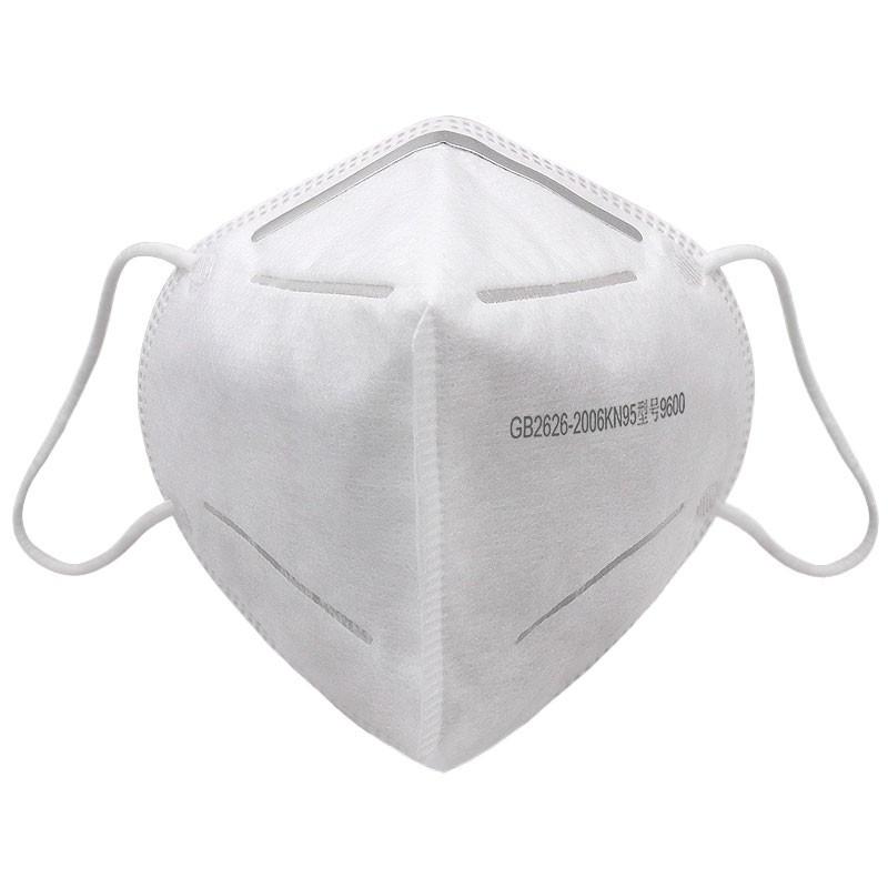 Masca de protectie KN95 FFP2 2buc - 1