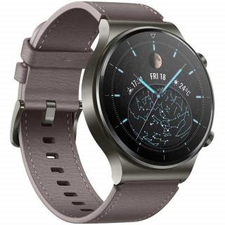 Smartwatch Huawei Watch GT 2 Pro 46mm Classic Leather Grey Huawei - 2