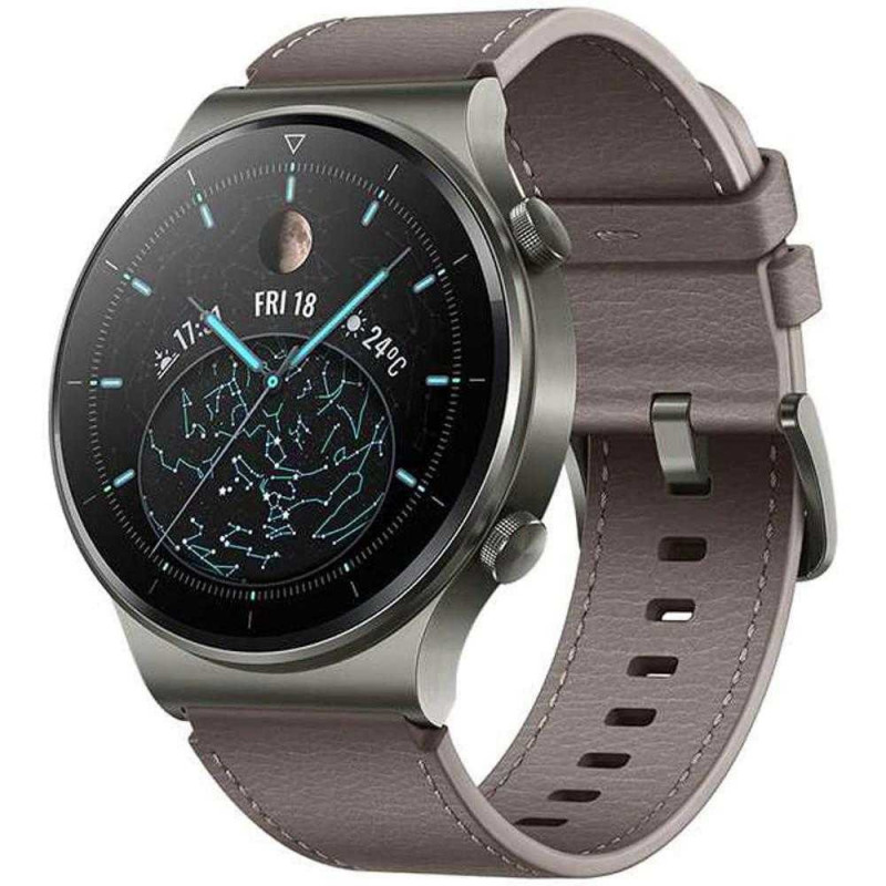 Smartwatch Huawei Watch GT 2 Pro 46mm Classic Leather Grey Huawei - 1