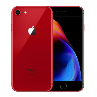 Telefon Mobil Apple iPhone 8 64GB 4G A Grade Red Refurbished Apple - 1