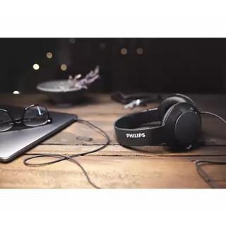 Casti Philips SHL3175BK BASS+ On-Ear Negru Philips - 4