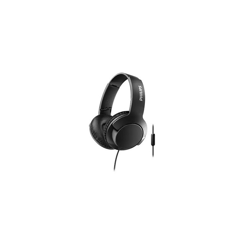 Casti Philips SHL3175BK BASS+ On-Ear Negru Philips - 1