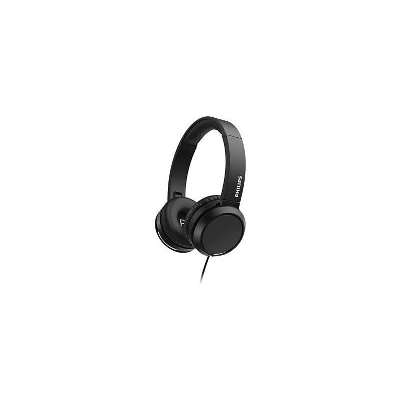 Casti Philips TAH4105BK Over ear cu microfon Negru Philips - 1