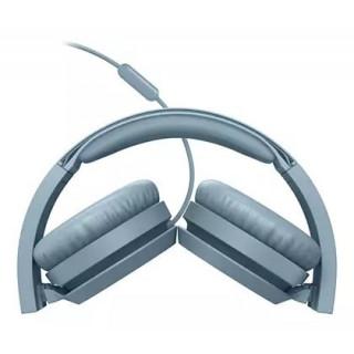 Casti Philips TAH4105BK Over ear cu microfon Albastru Philips - 5