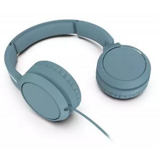 Casti Philips TAH4105BK Over ear cu microfon Albastru Philips - 3
