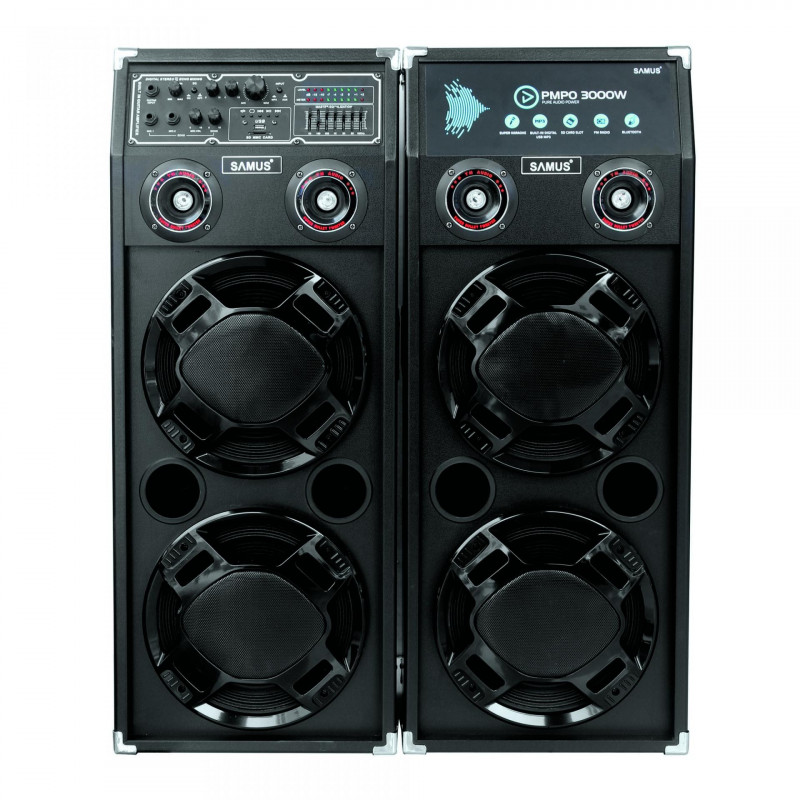 Set boxe audio Samus Twin Sound 20 3000 W Black Samus - 1