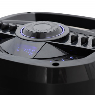 Boxa Portabila Samus Ibiza 10 Bluetooth Black Samus - 1