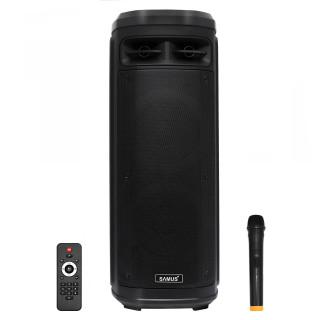 Boxa Portabila Samus Ibiza 10 Bluetooth Black Samus - 4