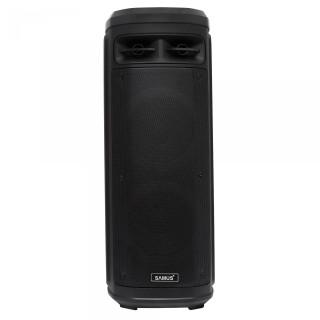 Boxa Portabila Samus Ibiza 10 Bluetooth Black Samus - 6