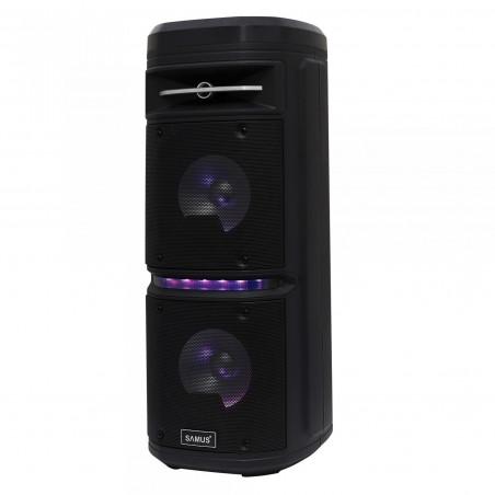 Boxa Portabila Samus Ibiza 6.5 Bluetooth Black Samus - 1