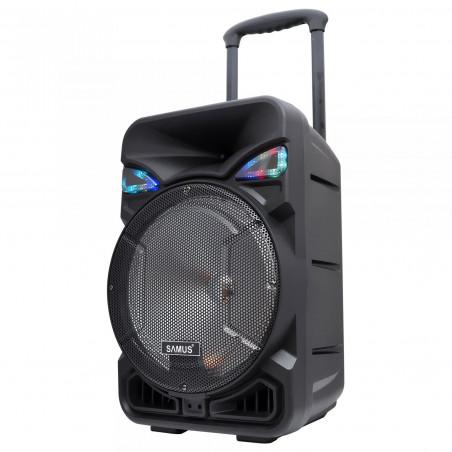 Boxa portabila Samus Studio 12 cu Microfon Black Samus - 1