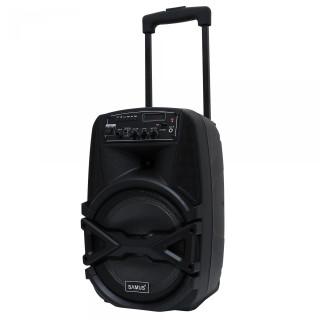 Boxa portabila Samus Karaoke 8 Black Samus - 1