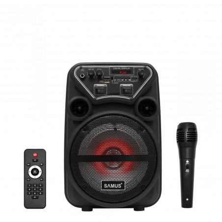 Boxa portabila Samus Dance 6 cu Microfon Black Samus - 1