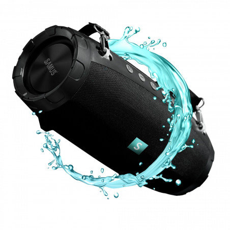 Boxa portabila Samus Monster Bluetooth Black Samus - 1
