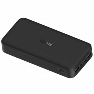 Acumulator extern Xiaomi Mi 20000 mAh Fast Charge (18W) Dual USB + Micro USB USB Type C Blacko USB / USB Type C, Black Xiaomi -