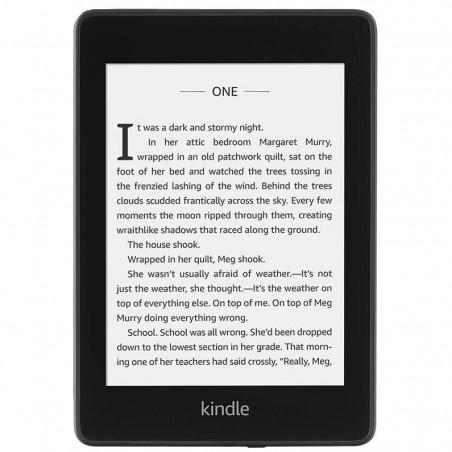 eBook reader Kindle Paperwhite 2018 300 ppi rezistent la apa 32GB Black Amazon - 1