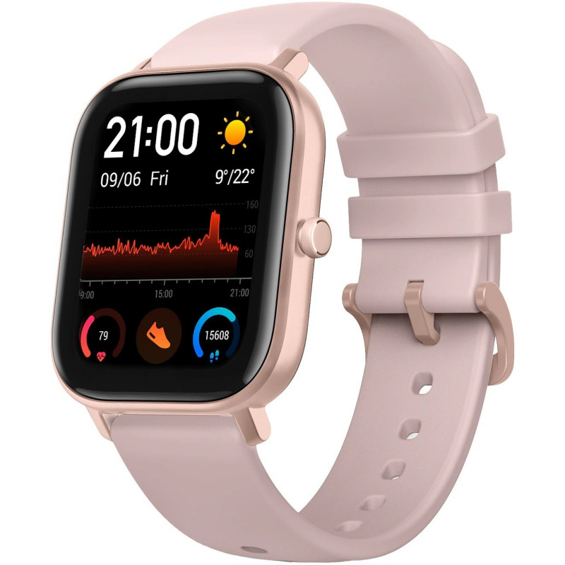 Ceas smartwatch Amazfit GTS Rose Amazfit - 1
