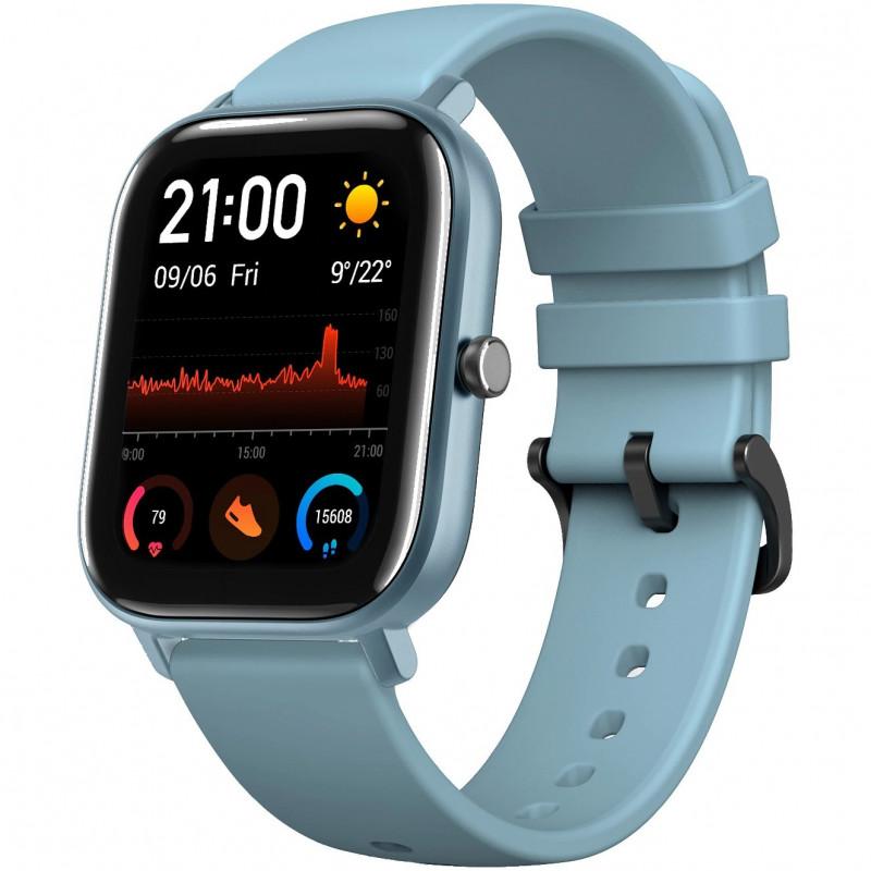 Ceas smartwatch Amazfit GTS Steel Blue Amazfit - 1