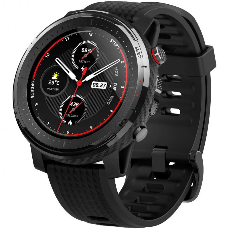 Ceas smartwatch Amazfit Stratos 3 Black Amazfit - 1