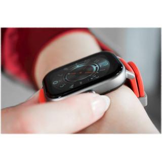 Ceas smartwatch Amazfit GTS Vermillion Orange Amazfit - 3