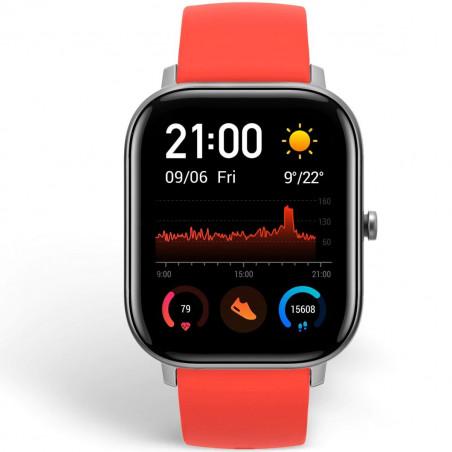 Ceas smartwatch Amazfit GTS Vermillion Orange Amazfit - 1