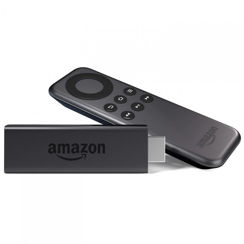 Mediaplayer Amazon Fire TV Stick Control Alexa, Ultra HD 4K Amazon - 1