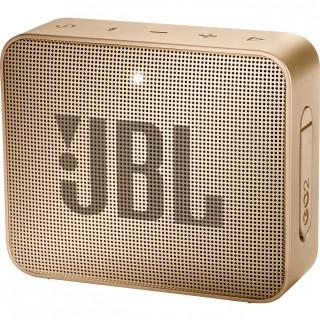 Boxa portabila JBL Go 2 IPX 7 Champagne JBL - 1