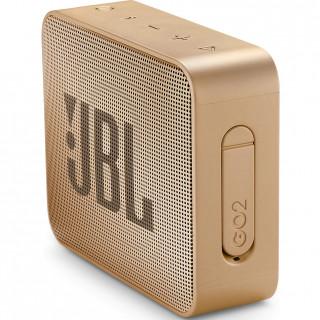 Boxa portabila JBL Go 2 IPX 7 Champagne JBL - 2