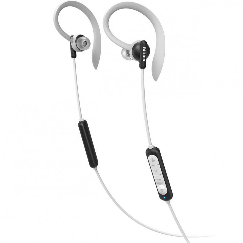 Casti Wireless Philips TAA4205BK/00 in-ear Sport Bluetooth Black Philips - 1