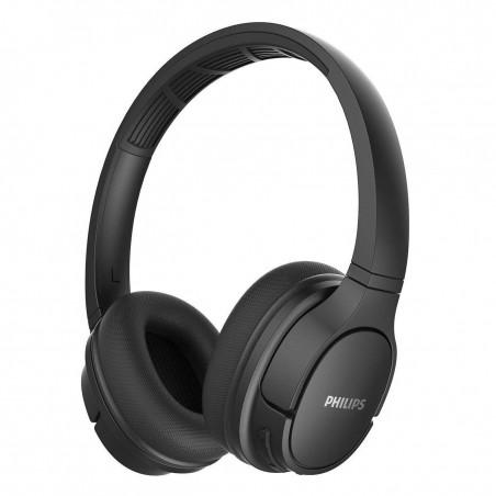 Casti Wireless Philips TASH402BK/00 Sport Over-ear Bluetooth Black Philips - 1